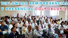 Diplomado Colposcopía - PRESENCIAL Y SEMIPRESENCIAL